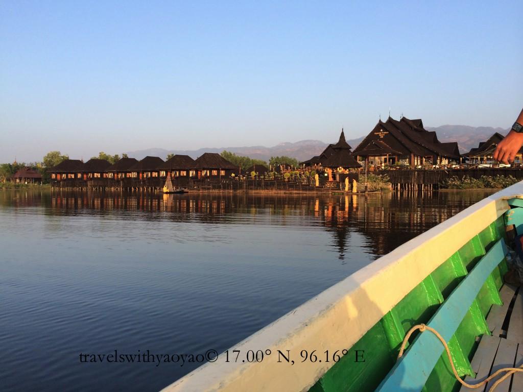 Myanmar Treasure Hotel on Inle Lake