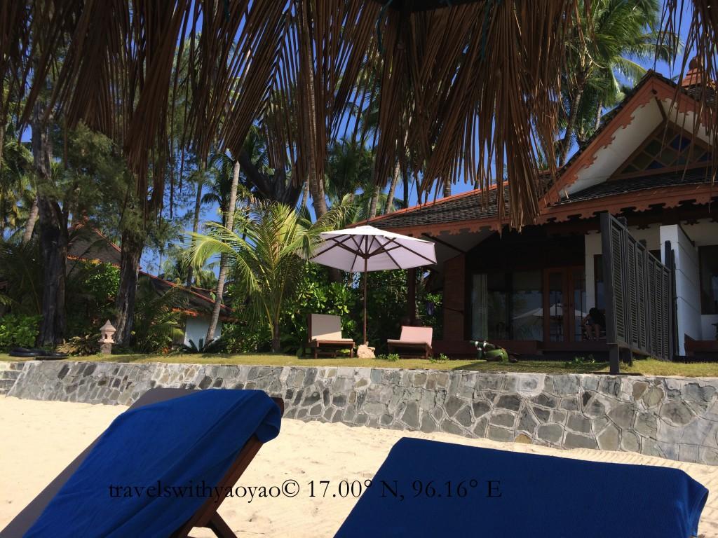 Amazing Hotel in Ngapali Beach, Myanmar