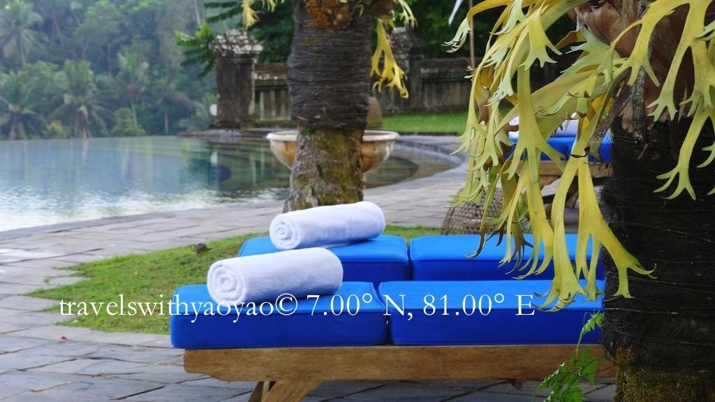 Pool Towels in Bali