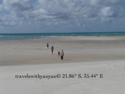 Benguerra Island, Africa