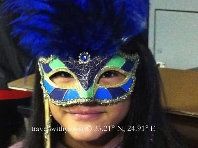 Venetian Masque