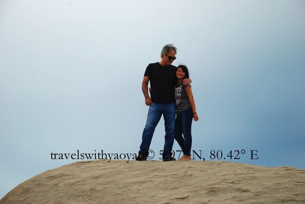 On Top Of The World, Sri Lanka