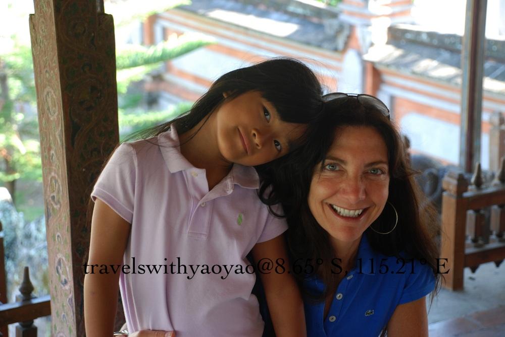 Yao Yao & Mom