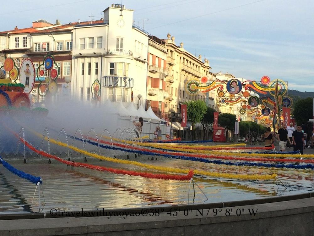 Festa in Lisbon